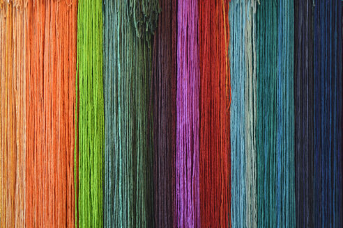 Multi-colored silk ribbons - AXF000730