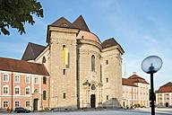 Germany, Baden-Wuerttemberg, Ulm, Wiblingen Abbey with basilica - SHF001608
