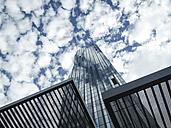 Austria, Vienna, Danube City, DC Tower 1 - DISF001089