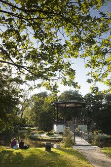 Netherlands, Amsterdam, Vondelpark, Pavillon - FCF000512