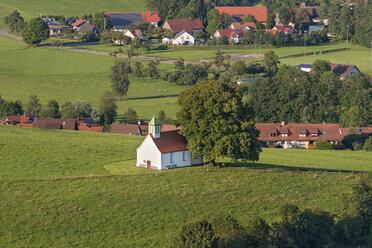 Germany, Baden-Wuerttemberg, Amtzell, Holy Cross Chapel - SHF001667
