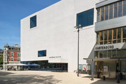 Austria, Vorarlberg, Bregenz, vorarlberg museum - SH001657