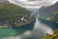 Norway, More og Romsdal, Sunmore, Geirangerfjord - JBF000185