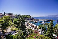 Turkey, Antalya, View to harbour - THAF000985