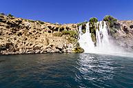 Turkey, Antalya, Waterfall - THAF000999