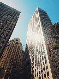 USA, California, San Francisco, skyscrapers - BRF000847