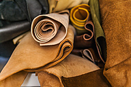 Leather storage in saddlery - TCF004328