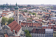 Germany, Munich, cityscpae - FLF000602