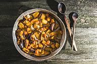 Cooking of pumpkin and vegetables - DEGF000041