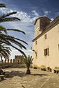 Spain, Baleares, Mallorca, Arta, church Sankt Salvator - DWIF000316