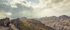 Spain, Baleares, Mallorca, landscape near Cap Formentor - DWIF000318