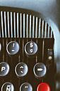 Typewriter keys - EBSF000385