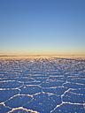 South America, Bolivia, Salar de Uyuni - SEGF000186