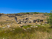 Italy, Sicily, Selinunt, ruins of temple C and G - AMF003468