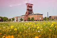 Germany, Ruhr area, Gelsenkirchen, disused coal mine Consolidation - WI001186