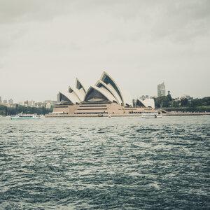Syndey Opera House, Sydney, New South Wales, Australia - SBD001565