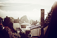 Germany, Baden-Wuerttemberg, Pforzheim, houses - DW000223