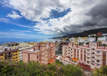 Spain, Canary Islands, view to Santa Cruz de la Palma - AMF003504