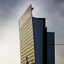 Netherlands, Rotterdam, view to modern office building - DWIF000355