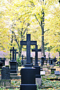 Germany, old grave yard - LY000398
