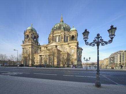 Germany, Berlin, Berlin Cathedral - RJF000382
