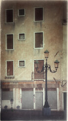 Italy, Venice, house fronts - CSTF000717