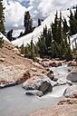 USA, California, Lassen Volcanic National Park, Bumpass Hell - NNF000150