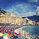 Italy, Liguria, Riviera di Levante, Camogli - GW003428
