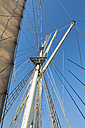 Rigging of a sailing ship - FOF007537