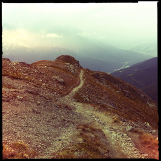 trail, mountains, landscape, sillianer hut, tyrol, austria - LUL000166