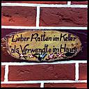 door sign, lueneburg, niedersachsen, deutschland - LULF000197