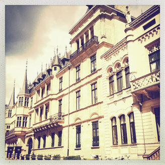 Luxembourg, Grand Duke palace - SEF000871