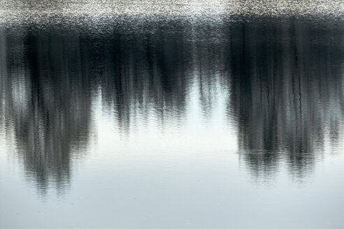 Water reflection on a lake - EJWF000638