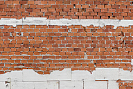 Raw brickwork facade - EJWF000648