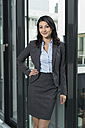 Portrait of confident businesswoman - SHKF000213