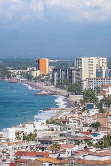 Mexico, Puerto Vallarta, Playa Los Camerones - ABAF001616