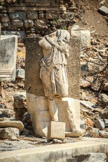 Turkey, Ephesus, fragment of sculpture - EHF000084