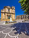 Italy, Sicily, Piazza Armerina, Maria Santissima Assunta at Piazza Duomo - AMF003585
