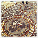 Germany, Cologne Cathedral, mosaic floor - GW003615