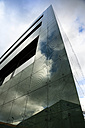 Switzerland, Basel, glass facade of university hospital - FCF000620