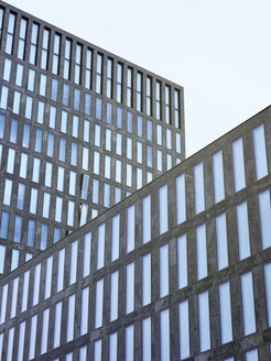 Switzerland, Zurich, facade of modern office tower - SEGF000215