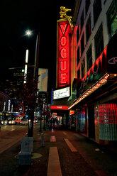 Canada, Vancouver, Vogue Theatre - NG000185