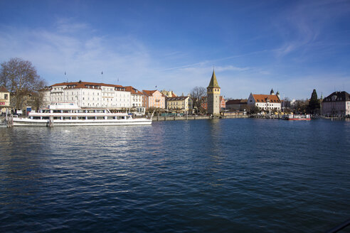 Germany, Bavaria, Lindau, Lake Constance, Hotel Bayerischer Hof - JWAF000218