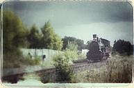 Old steam engine - CST000774