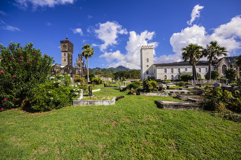 Caribbean, Grenadines, St. Vincent, St. George and St. Mary's cathedral - THAF001211