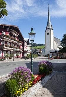 Austria, Abtenau, St. Blasius Church - WWF003372