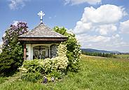 Austria, Salzkammergut, wayside shrine - WWF003380