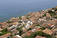 Greece, Monemvasia, townscape - WWF003482