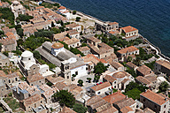 Greece, Monemvasia, townscape - WWF003483