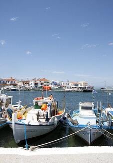 Greece, Elafonisos, harbor - WW003510